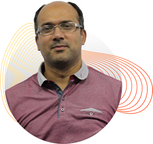 Jitesh Nair - Chair (Trustee)