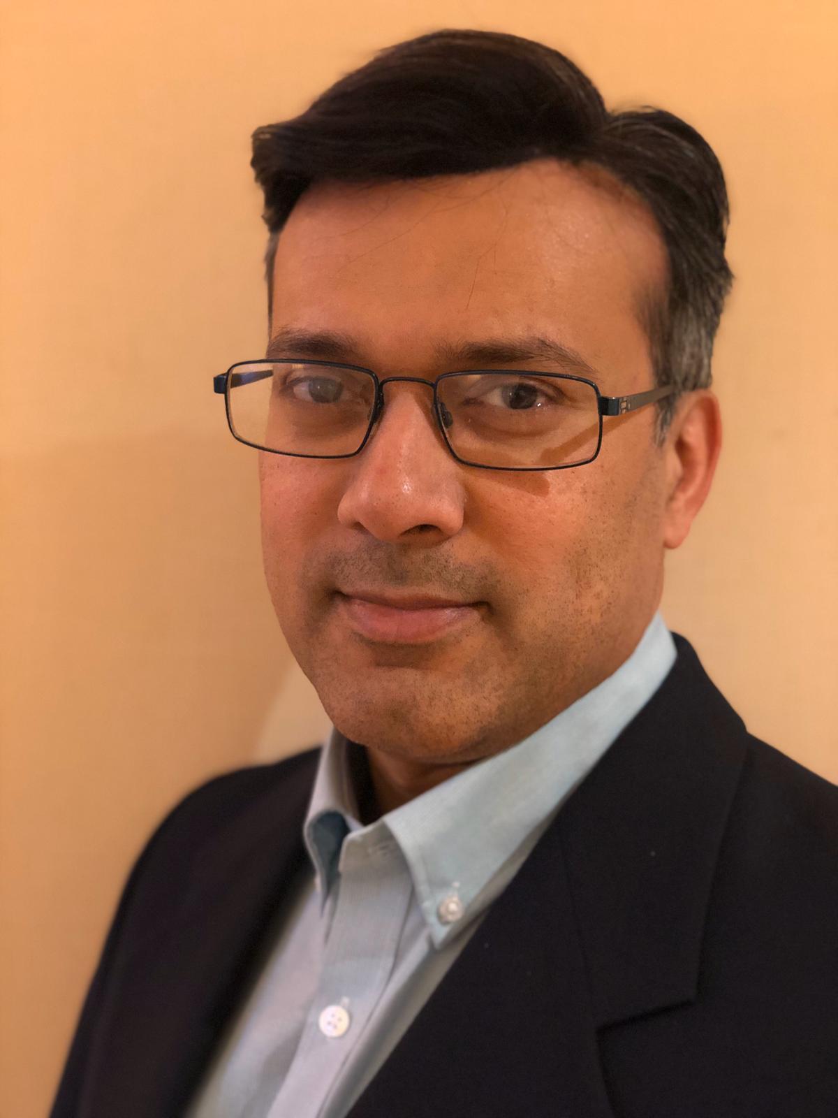 Jithesh Nair - Chair (Trustee)